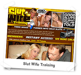 Slut Wife Training
