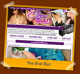 The Oral Slut
