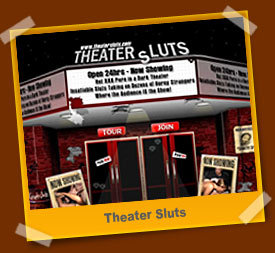 Theater Sluts