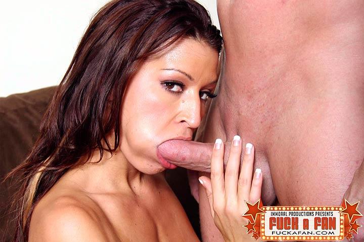 Pornstar Anne Marie Rios Fucking Her Fan Jack
