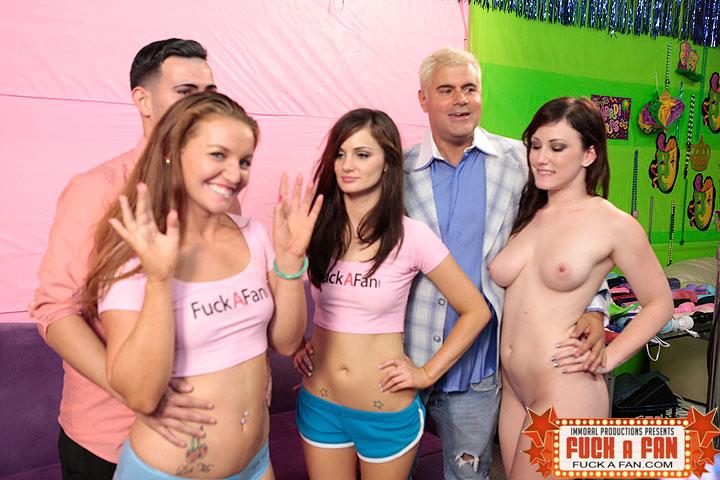 Porn Star Lily Carter Fucking Her Fan Javier