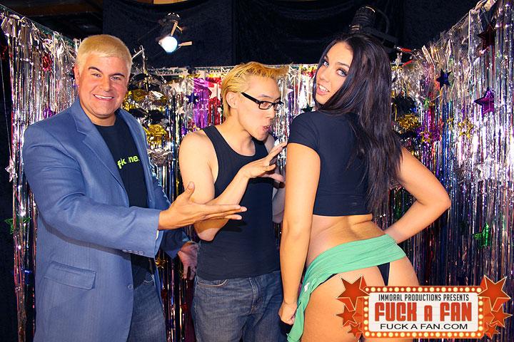 Tiffany Tyler Giving Simon His Porn Star Fantasy