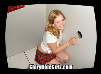 Teen Tammi Lets Stranger Bang Her Ass in the Gloryhole