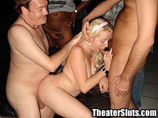 Sexy theatre slut tube She